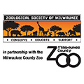 MKE Zoo and Zoological Society Logo