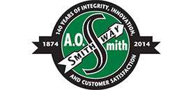 A. O. Smith 140th Anniversary