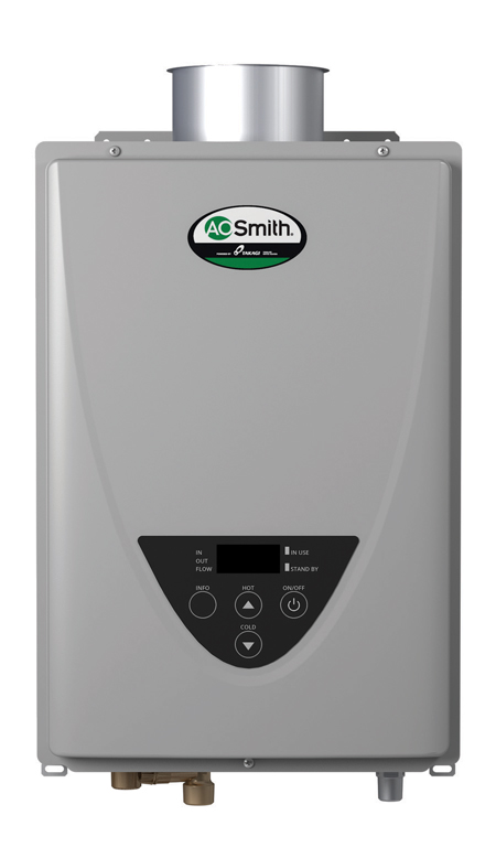 ao smith water heater models