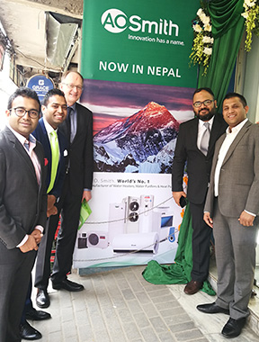 AOS Now in Nepal