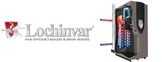 lochinvar crest boiler image - Lochinvar Water Heater