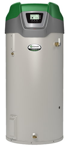 Vertex 130 Power Direct Vent 75 Gal Water Heater